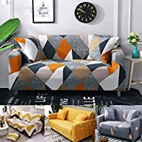 CHOUREN 1/2/3/4 Seater Sofa Cover Slipcover Stretch Protector Couch Cover Ikea style (Color : C, Size : 2 seater)
