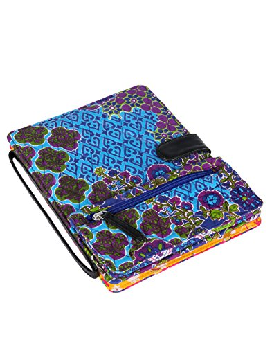 gorgeous-ipad-case-blue-floral-printed-cotton-bag-for-women-by-rajrang