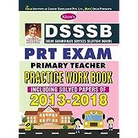Kiran DSSSB PRT Exam Primary Teacher Practice Work Book English (2705)