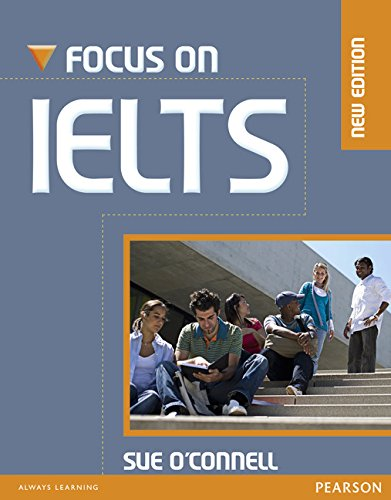 Focus on IELTS New Edition Coursebook/iTest CD-Rom Pack: Amazon.es: OConnell, Sue: Libros en idiomas extranjeros