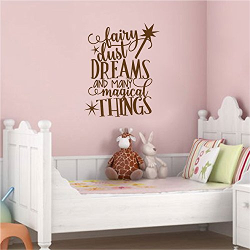 d Many Magical Things Vinyl Wall Decal Sticker Graphic ()