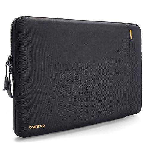 """tomtoc 360° Protective Laptop Sleeve Compatible with13 inch New MacBook Pro A1989 A1706 A1708 USB-C 