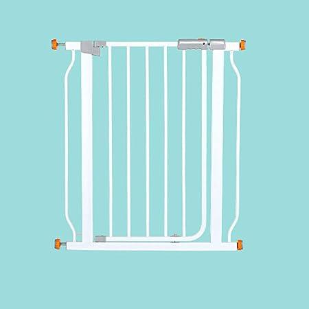 Ancho de la Puerta de Seguridad para niños 68-75 cm Escalera Puerta de la Cerca de Seguridad sin perforar Función de Cierre automático (Tamaño : Wall mounting Method): Amazon.es: Hogar
