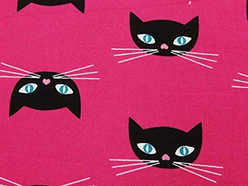 Pink Cotton Fabric 55