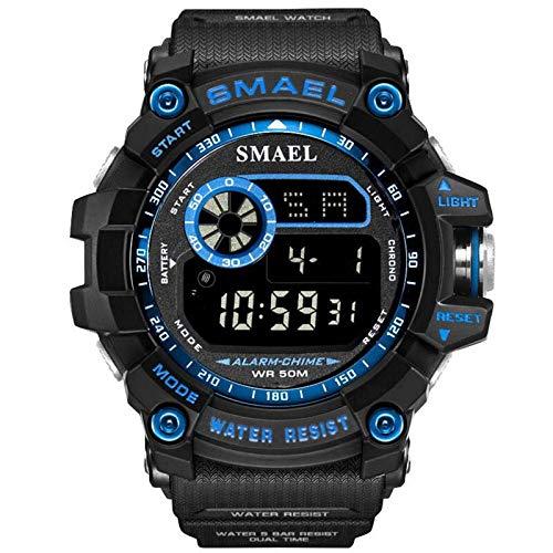Blisfille Reloj Mujer Reloj de Actividad Hombre Reloj Mujer Deportivo Reloj Digital de Mujer Reloj Deporte Acuatico: Amazon.es: Deportes y aire libre