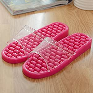 Couple Acupressure SPA Massage Shoes Slipper Bathroom ...