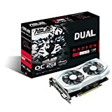 ASUS Dual-Fan Radeon Rx 460 2GB OC Edition AMD Gaming Graphics Card (DUAL-RX460-O2G)