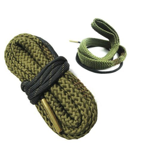 Westlake Market Quality 9mm Gun/Pistol Bore Cleaning Snake 2 Pack - Also fits S&W .357 Caliber - Eliminates the Need for Rod, Brushes, Jags, and Patches - Sold and Ships from America by Westlake Market
