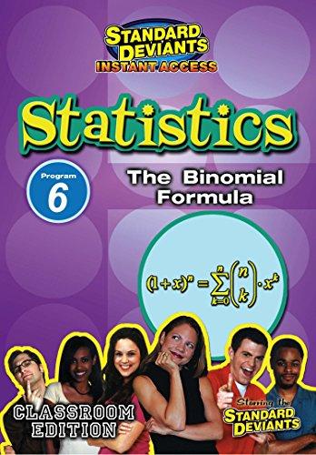 SDS Statistics Module 6: The Binomial Formula [Instant Access]