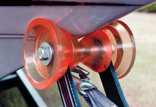 STOLTZ IND ULT-435 Boating Equipment - 3' Bow Roller