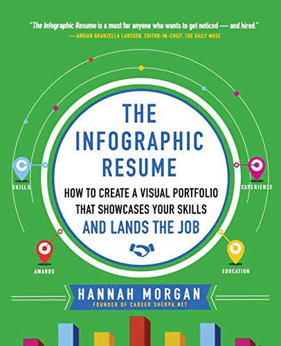 The Infographic Resume: How to Create a Visual Portfolio that Showcases Your Skills and Lands the Job -