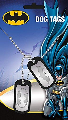 Batman Dog Tags (Fuze Necklace)