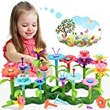 Tisy Flower Garden Building Toys -Best Gifts
