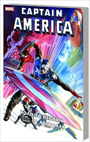 Amazon com: Captain America: Road to Reborn (9780785141754