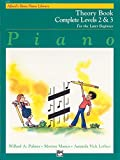 Alfred's Basic Piano Library Theory Complete, Bk 2 & 3