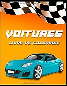 Amazon Voitures Livre De Coloriage Voiture De Luxe Et De Sport Coloriages Pour Adultes Et Enfants Supercar Garcons Voiture De Collection Entertainement Mandala Transportation
