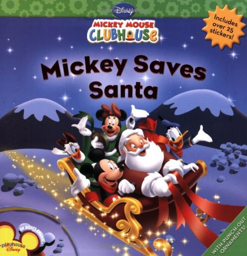 (Mickey Saves Santa (Mickey Mouse Clubhouse))