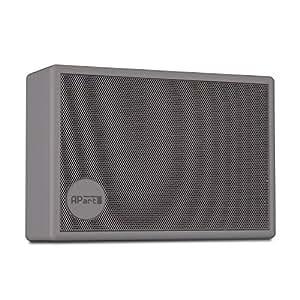 APart SM6-G 6W Gris altavoz - Altavoces (1.0 canales, Alámbrico, 6 W, 200-20000 Hz, Gris)