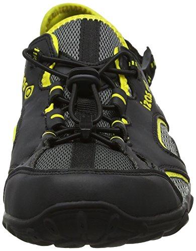 Izas Hombre Zapatillas para Color Vancouver Negro rxFUqrOw