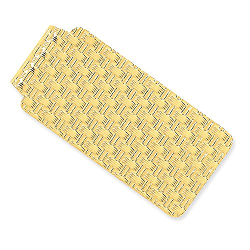 Genuine Genuine Brilliant Yellow Brilliant Bijou Money Bijou Gold 14k Clip qTdx7HIH
