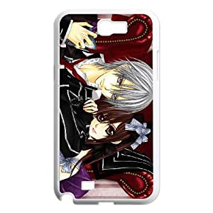 Samsung Galaxy N2 7100 Cell Phone Case White Vampire Knight S0386027