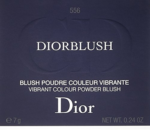 Christian Dior Blush Vibrant Color Powder Amber Show for Women, 0.24 Ounce (Pack of 2) by Dior (Image #2)