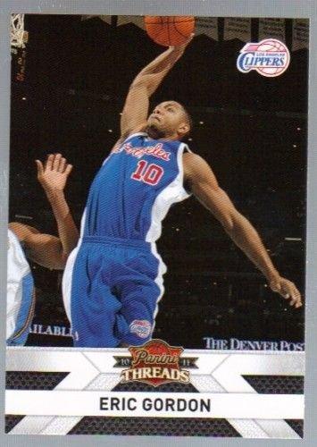 - 2010-11 Panini Threads NBA #127 Eric Gordon Clippers