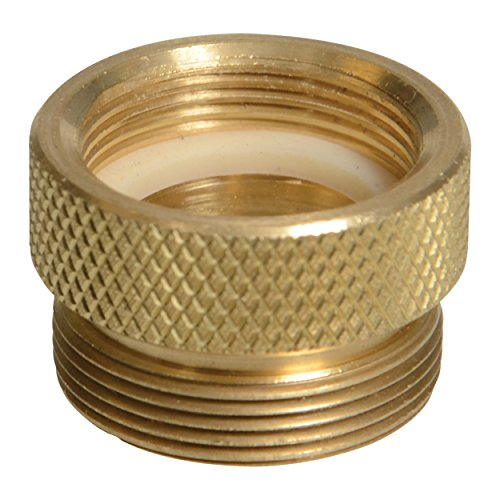 Python 940043 Female, Adapter for Aquarium, 1.00 x 1.00 x 1.03, Brass