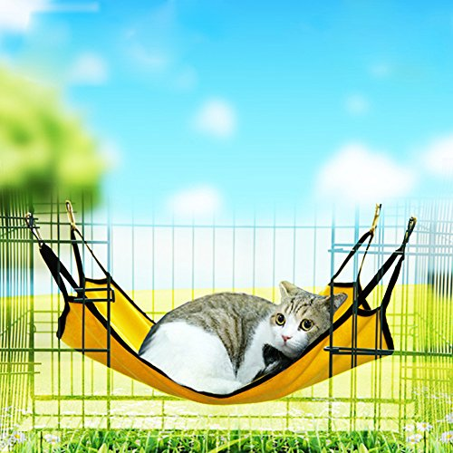 new Coco*Store Pet Cat Dog Hammock Soft Bed Animal Hanging Pupply Comforter Ferret Cage House