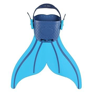 Adjustable Mermaid Tails Swim Monofin