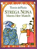 img - for Strega Nona Meets Her Match by Tomie dePaola (1996-07-16) book / textbook / text book