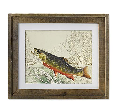 - Orvis Limited-Edition Brook Trout Print