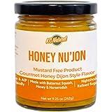 KC Natural - Honey Nu'jon – Nightshade Free - Imitation Mustard - Paleo And AIP Friendly 9.5 oz