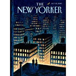 The New Yorker, October 25th 2010 (Lauren Collins, Ian Frazier, David Means)