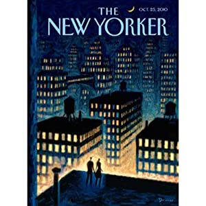 The New Yorker, October 25th 2010 (Lauren Collins, Ian Frazier, David Means) Periodical