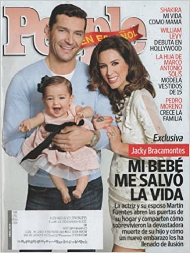 People En Espanol 2014 April - Jacky Bracamontes + 4 More Pages Inside Magazine: PES: Amazon.com: Books