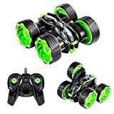 #6: ACECHUM Remote Control Car, RC Stunt Car, 360 Degree Flips Double Sided Rotating Tumbling High Speed 7km/h and 2.4GHz Remote Control Toys for Kids, Toy Cars for Boys and Girls Gifts