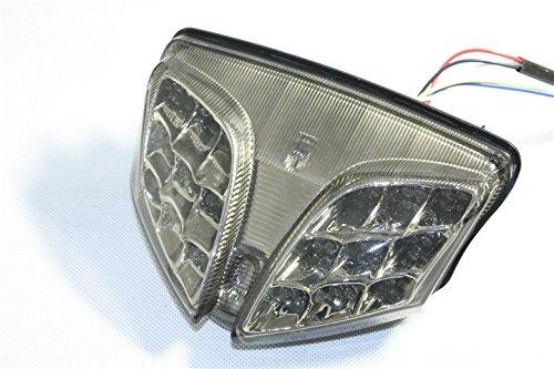 (XKMT-Led Tail Brake Light Compatible With 08-09 Suzuki Gsxr 600 Gsx-R600 750 Gsx-R750 Smoke [B00YWBXV8G])
