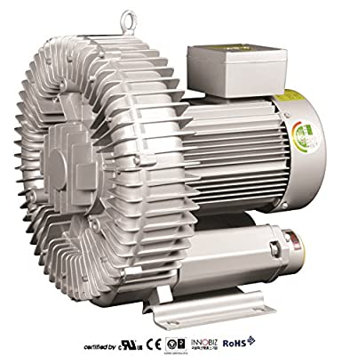 Pacific Regenerative Blower PB-500 (HRB-500), Ring, Side channel, Vacuum Pressure Blowers