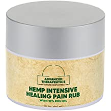 Pure Hemp Oil Combined with PURE BLU EMU CREAM for FAST Arthritis Relief. Alleviate KNEE PAIN,BACK PAIN, SHOULDER PAIN and Hip P