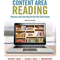 Content Area Reading: Literacy and Learning Across the Curriculum (What's New in Literacy)