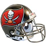 Tampa Bay Bucs Officially Licensed NFL Proline VSR4 Authentic Football Helmet