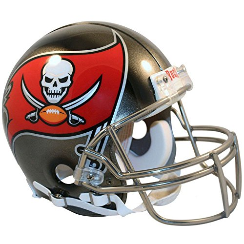 Tampa Bay Bucs Officially Licensed NFL Proline VSR4 Authentic Football Helmet by Riddell