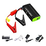 Automotive Battery Charger 400 Best Deals - [500A Peak Current]Arteck Car Jump Starter Auto Battery Charger and 13600mAh Portable External Battery Charger for Automotive, Motorcycle, Tractor, Boat, Laptop, Smart Phone with Clamps, 12V Output