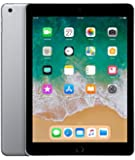 Apple iPad 2018 without Facetime - 9.7 Inch Retina Display, 32GB, WiFi, Space Grey