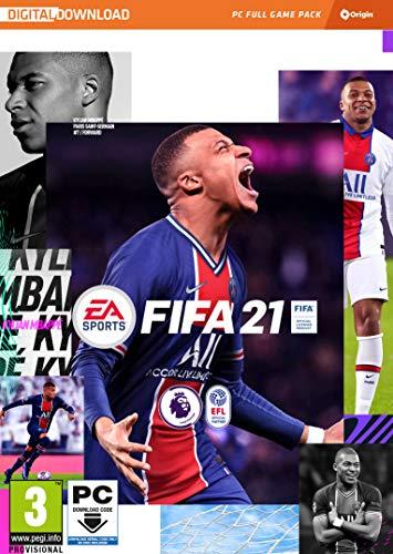 FIFA 21 Standard   PC Code – Origin