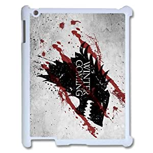 GTROCG Game of Thrones 2 Phone Case For IPad 2,3,4 [Pattern-3]