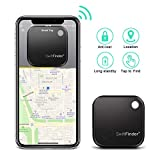 Key Finder - TBMax Smart Key Tracker Bluetooth Locator with App Control for Phone, Anti-Lost Finder Device, Slim Wallet Luggage Tracker