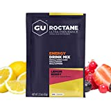 GU Energy Roctane Ultra Endurance Energy Drink Mix, Lemon Berry, 10-Count Packets