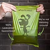 Earth Rated Dog Poop Bags, 270 Extra Thick and